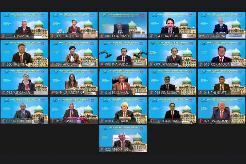 21 APEC leaders issue Kuala Lumpur Declaration