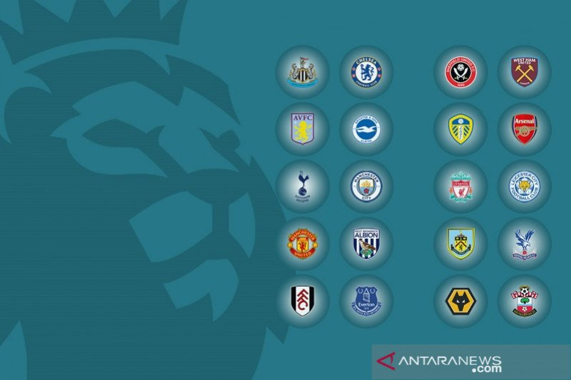 Jadwal Liga Inggris: tiga tim berpeluang ke puncak