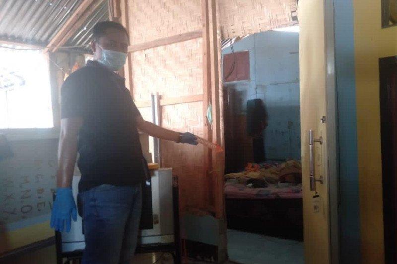 Usai shalat dhuha, seorang ibu di Lombok Utara temukan anaknya tewas tergantung di kamar