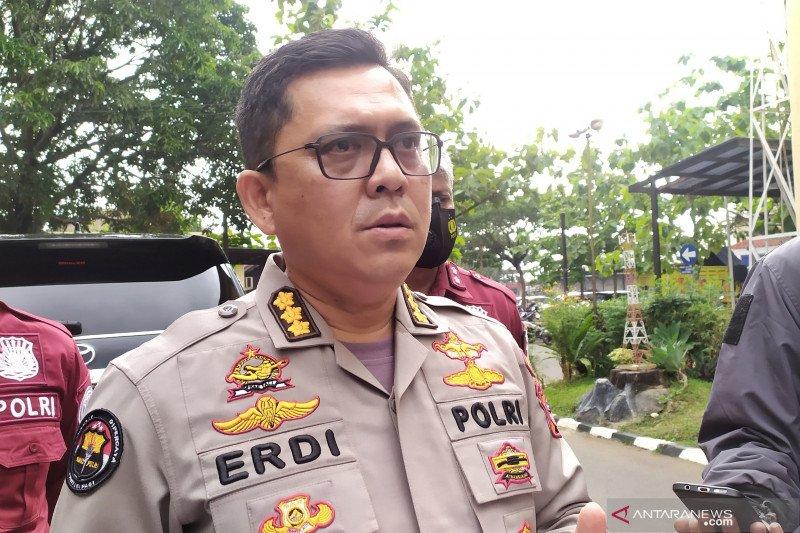 Polda Jabar panggil Rizieq terkait kerumunan di Megamendung