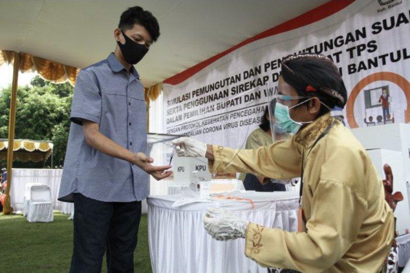KPU DIY memggencarkan sosialisasi tingkatkan partisipasi pemilih pilkada