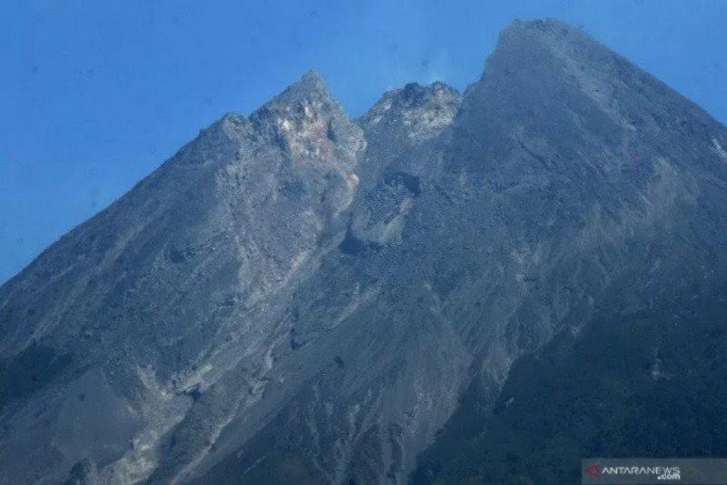 Gunung Merapi alami 59 kali gempa guguran