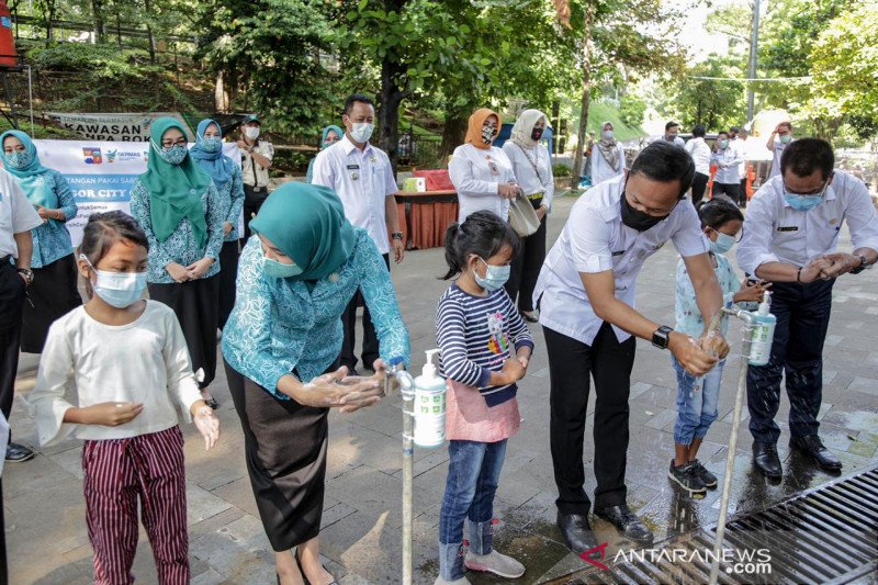 Wali Kota Bogor temukan kasus anak tertular COVID-19 dari keluarga bekerja di luar kota