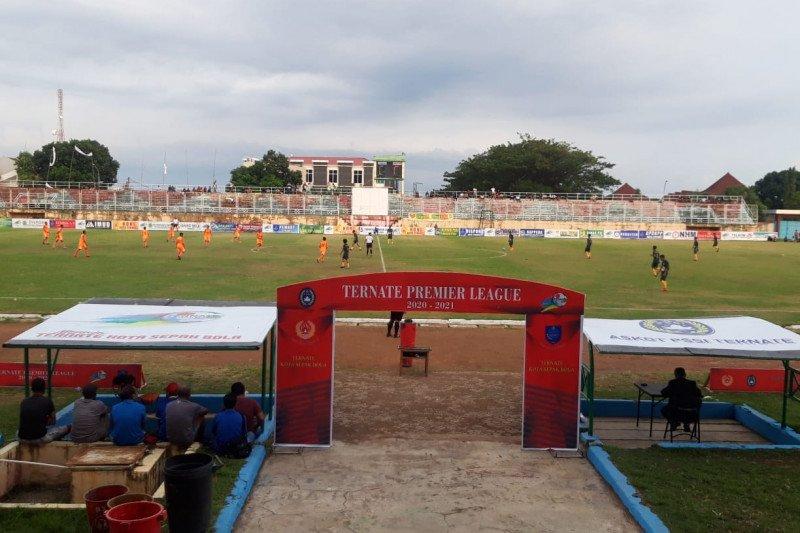 Satgas COVID-19 hentikan semua turnamen termasuk Ternate Premier League