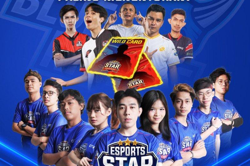 10 grand finalis berebut predikat terbaik di final Esports Star Indonesia