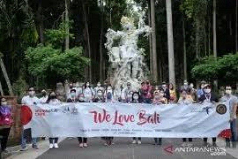 """Program """"We Love Bali"""" tak hanya sekadar untuk kunjungi destinasi wisata"""