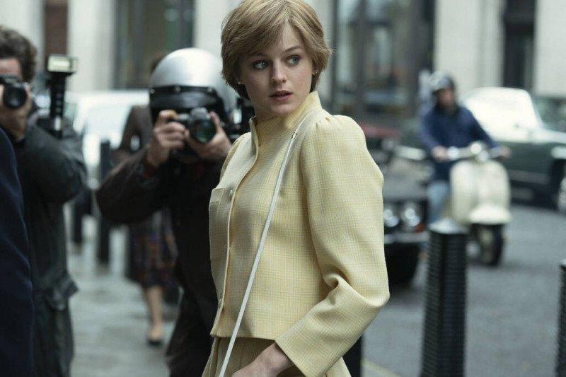 Serial drama 'The Crown' borong penghargaan Golden Globe 2021