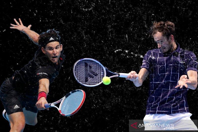 Ini 11 fakta menarik tentang final ATP Finals 2020