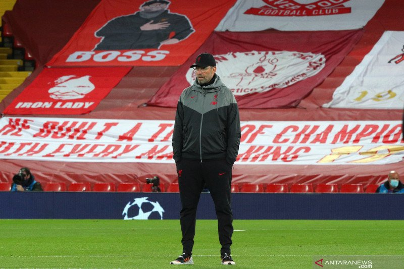 Jurgen Klopp tak tertarik gantikan Joachim Low pelatih timnas Jerman