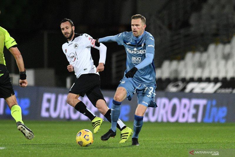 Atalanta diimbangi Spezia 1-1