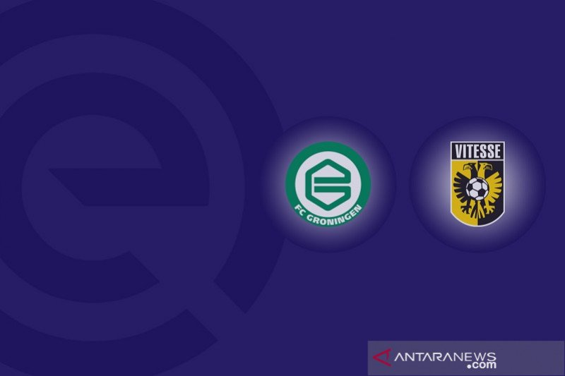 Diimbangi Groningen 1-1, Vitesse sementara gusur Ajax dari puncak klasemen