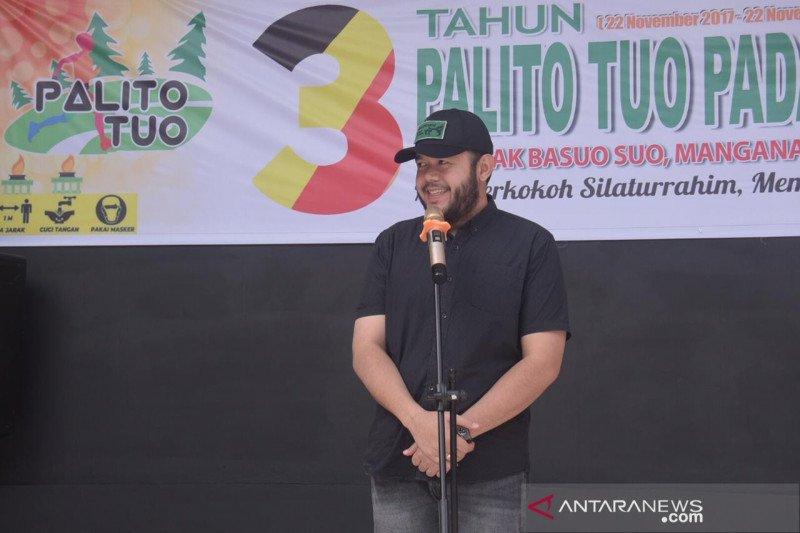 Palito Tuo Berkontribusi untuk Padang Panjang