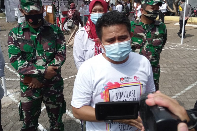 Pilkada 2020 di Kota Makassar akan berlangsung di 2.395 TPS
