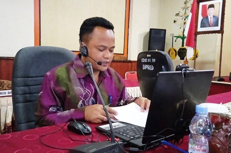 Banggar dan TAPD Bartim bahas APBD 2021