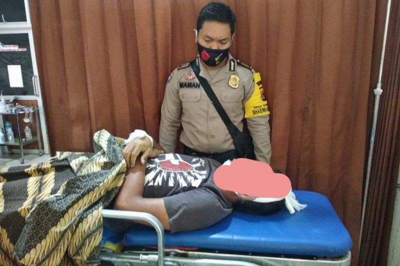 Geger! warga Majidi ditemukan meninggal di pinggir Pantai Labuhan Haji
