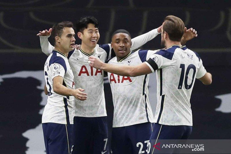 Tottenham perpanjang catatan kemenangan beruntun atas Manchester City