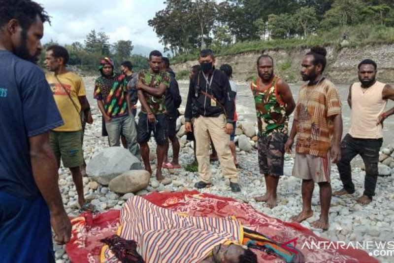 Polres Jayawijaya dalami penemuan jenazah tanpa identitas