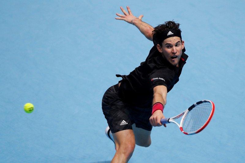 Thiem tundukkan Djokovic untuk capai partai puncak ATP Finals