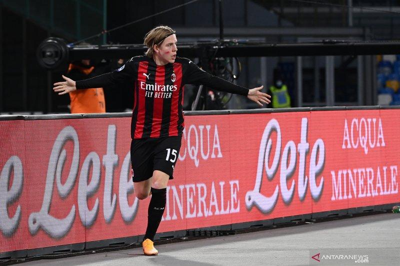 Klasemen Liga Italia: Milan raih kembali posisi puncak dari Sassuolo