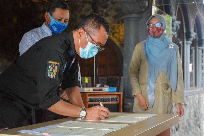 Yogyakarta gandeng BPD DIY membentuk ekosistem digital Pasar Prawirotaman