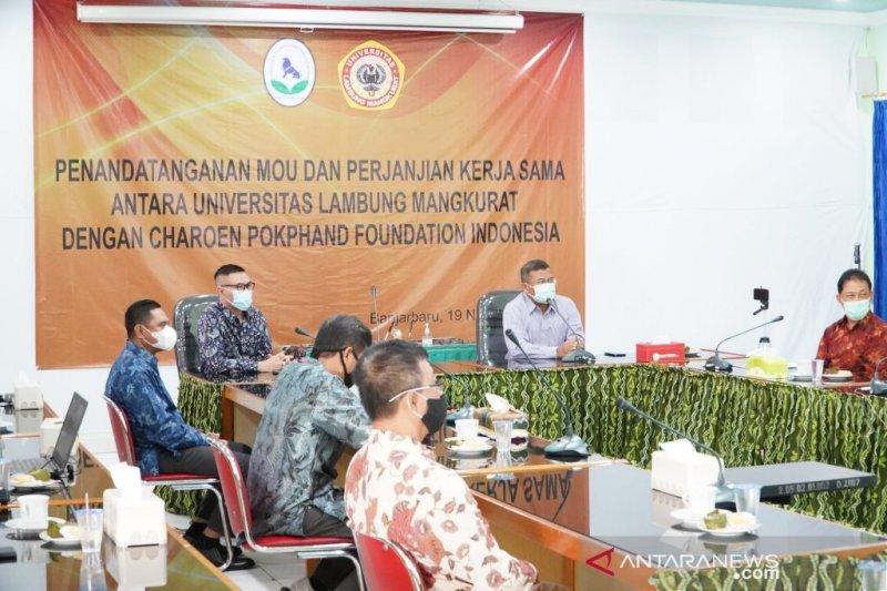 ULM gandeng CPFI kerja sama pemberian beasiswa