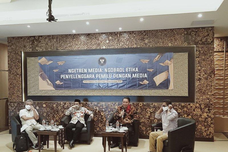 Ngetren media: DKPP RI sudah 120 aduan pelanggan kode etik Pilkada