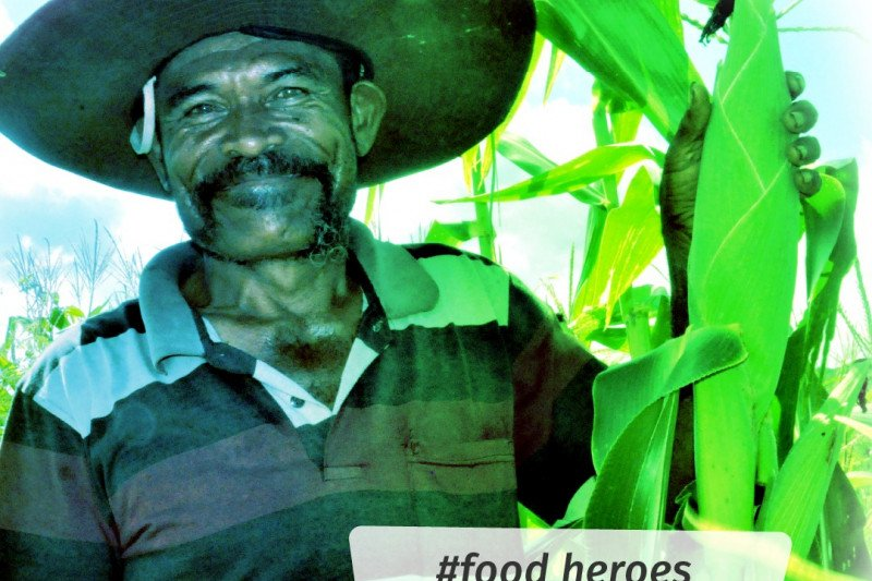 """Apresiasi bagi """"Pahlawan Pangan"""" saat krisis kesehatan global"""