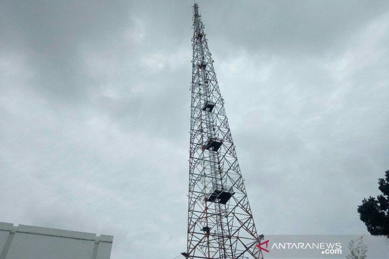 Pemkot Palembang mulai sinkronkan data  menara telekomunikasi