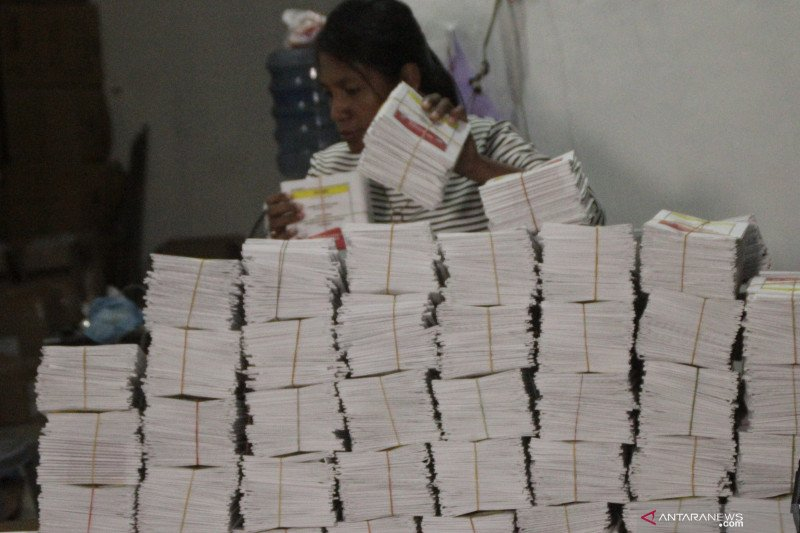 Surat suara Pilkada 2020 di Belu dan Malaka  belum tiba
