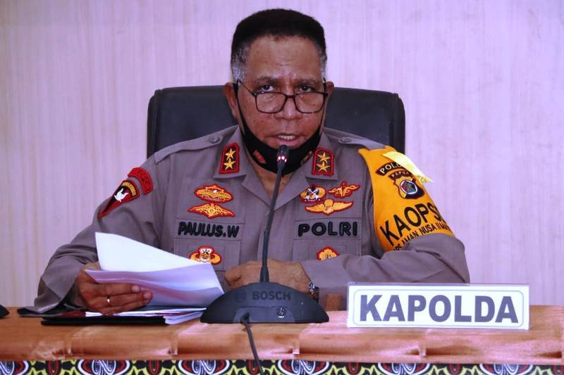 Kapolda Papua ingatkan anggota polisi jaga netralitas pilkada serentak