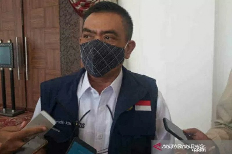 Wali Kota Cirebon Nashrudin Azis terpapar COVID-19