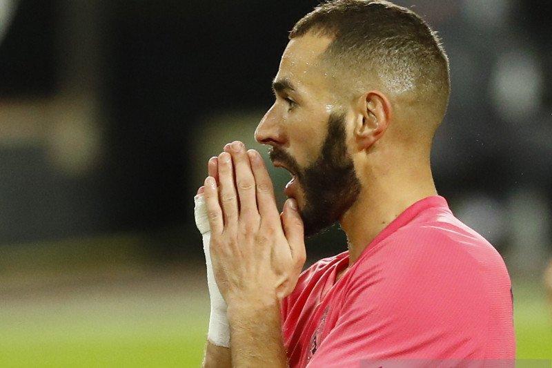 Benzema dan Ramos diperkirakan absen lawan Inter Milan