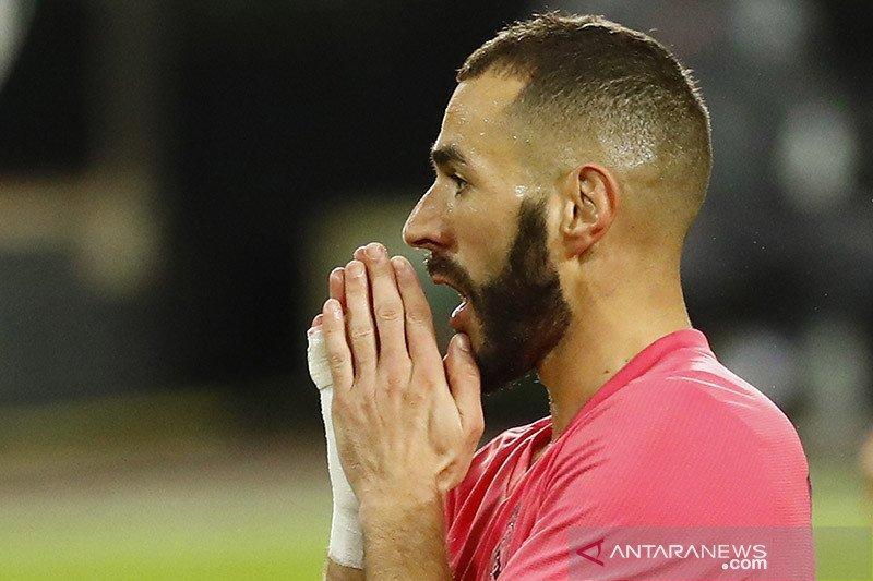 Karim Benzema bisa kembali ke timnas Prancis adalah kabar baik, kata Zidane