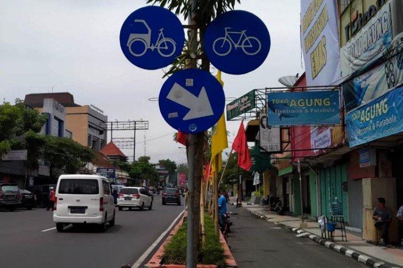 Pemkot Magelang bangun jalur khusus pesepeda