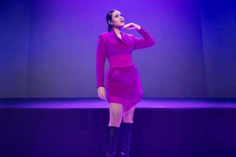Raisa tampil  di konser Unite ON: Live Concert
