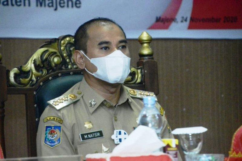 Pemkab Majene antisipasi ancaman gangguan keamanan saat pilkada serentak