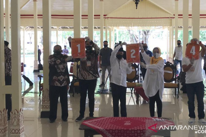 KPU Gunung Kidul masih tunggu logistik alat bantu coblos tuna netra