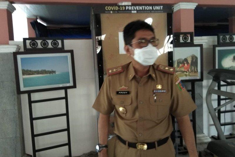 Kepala Bappeda Lampung benarkan satu pegawainya terpapar COVID-19