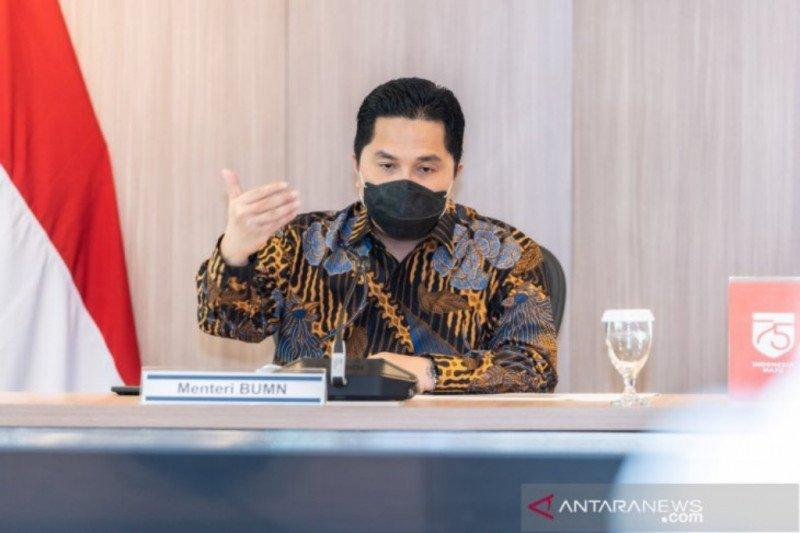 Menteri BUMN ungkap alasan Indonesia tidak beli vaksin COVID-19 Pfizer-Moderna