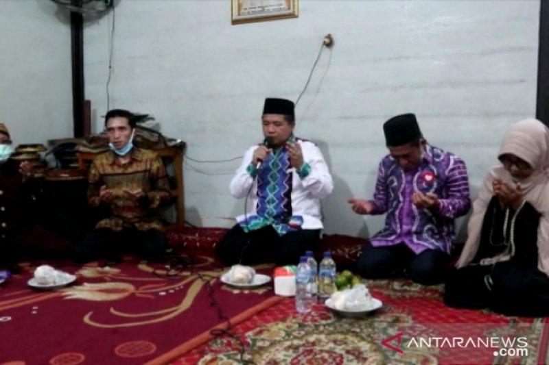 Paguyuban Wong Kediri beri dukungan penuh kepada Ibnu-Arifin