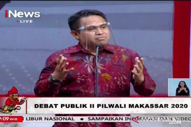 Ketua KPU : Debat Publik ini tunjukkan 'wajah' Makassar