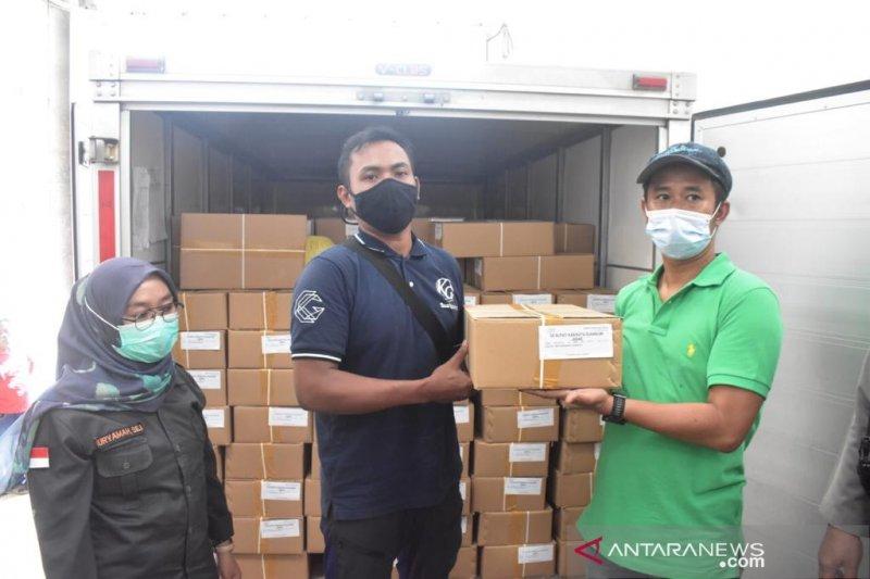 KPU Kabupaten Sukabumi targetkan logistik terpenuhi pada H-3 pilkada