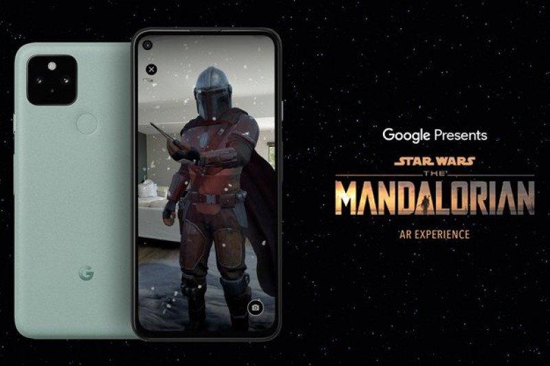 """Google dan Disney bawa """"The Mandalorian"""" ke  dunia nyata lewat AR"""