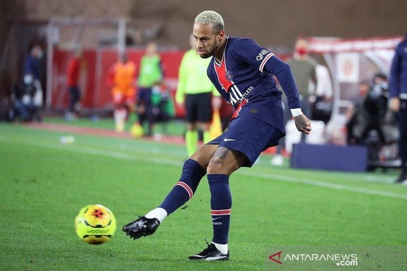 Neymar minta PSG tampilkan performa terbaik  saat hadapi MU