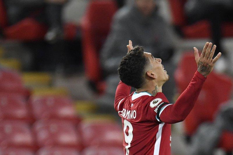 Jelang lawan Atalanta, Puja-puji pelatih Liverpool untuk Firmino