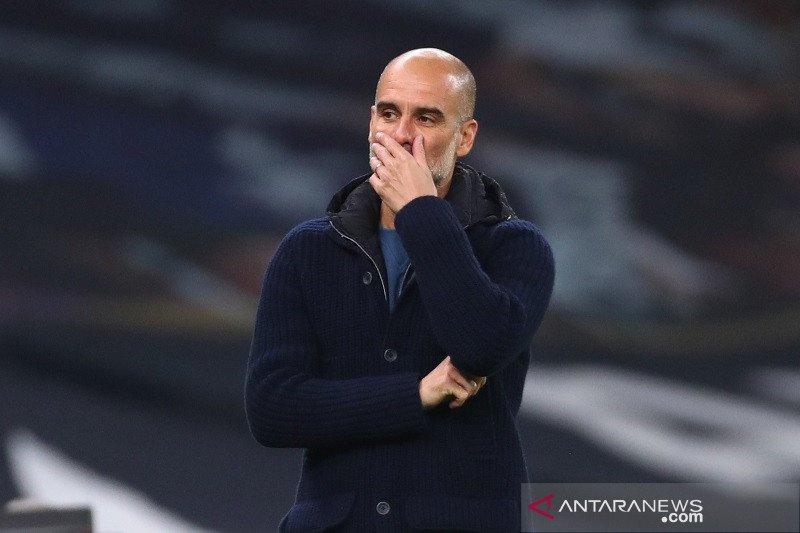 Guardiola: Pemain Manchester City kehilangan kegembiraan bermain
