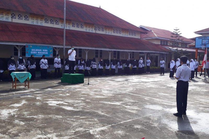 Sekda Payakumbuh minta guru jadi contoh siswa dalam penegakkan protokol kesehatan