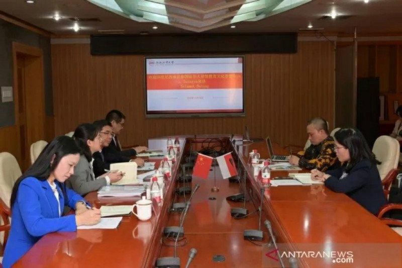Bahasa Indonesia jadi program studi  di Hefei University