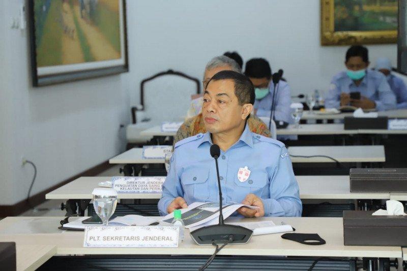 Kementerian Kelautan dan Perikanan tunggu informasi resmi dari KPK