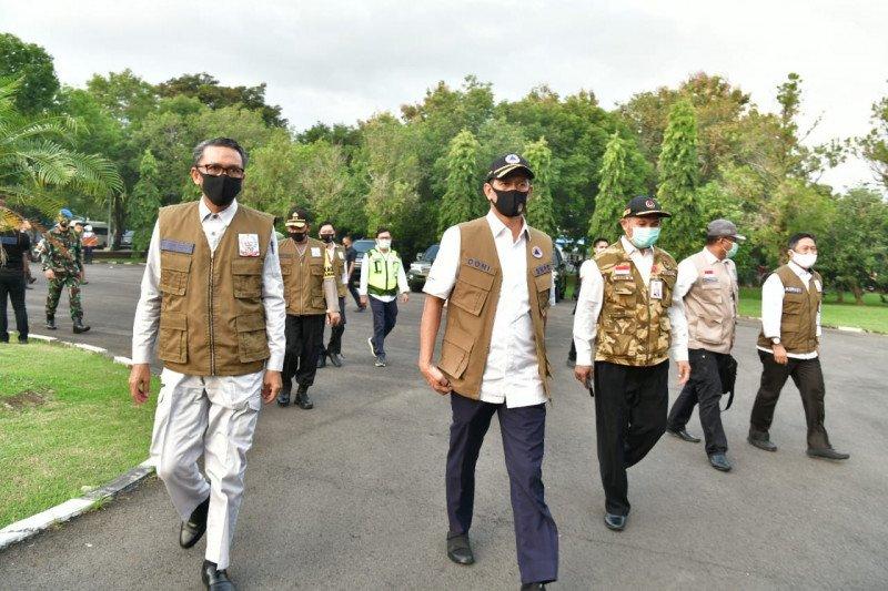 Gubernur berharap Sulawesi Selatan  jadi contoh penanganan pandemi COVID-19